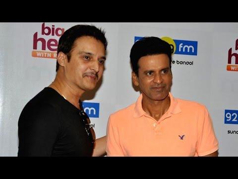 Traffic Hindi Movie 2016 Promotion With Jimmy Shergill & Manoj Bajpai | Full Photoshoot