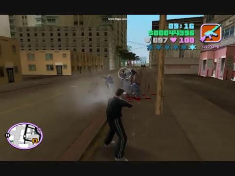 GTA Vice City | El Zombie de Elvis | Pt. 0/3 | Los Trabajos de Tommy | Loquendo