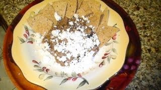 Frijoles Fritos ( Refried beans )