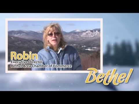 Bethel, Maine Winter Video