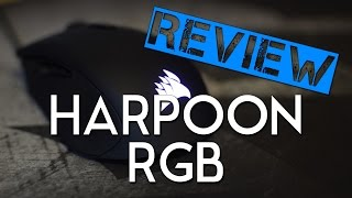 Corsair Harpoon RGB - Un excellent choix pour tous - Review/Unboxing [Review]