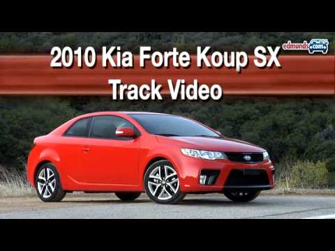 Forte-Tude: New Kia Forte Koup Impresses @ the Track? Video