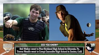 "Neil Walker wore gardening glove in ""battle to the death"" Pirates tryout against Trevor Plouffe"