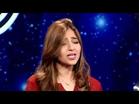عرب ايدول روان عليان من غزة تغني ام كلثوم الرضا والنور Arab Idol 2016 thumbnail