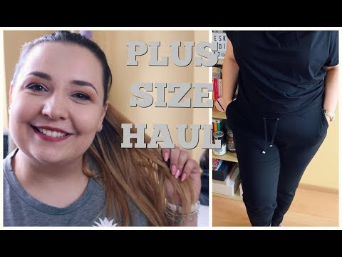 PLUS SIZE TRY ON HAUL
