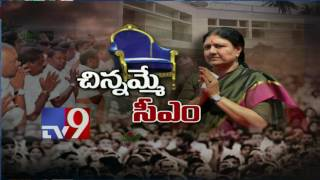 Sasikala as CM against people's wishes - Stalin - TV9