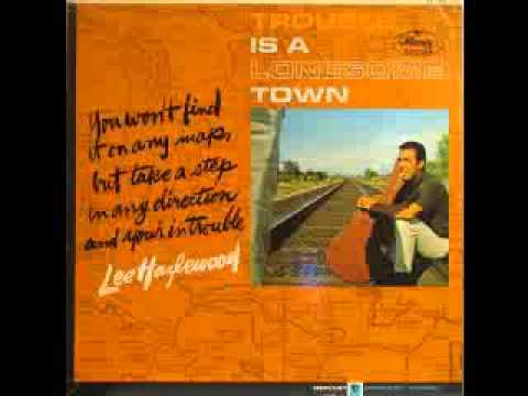 Lee Hazlewood - Six Feet Of Chain