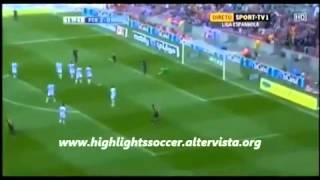 Barcelona-Malaga 4-1 1 juni 2013 highlights