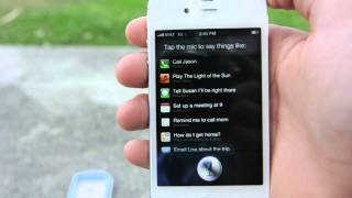 iPhone 4S White 32GB Unboxing | Overview for AT&T