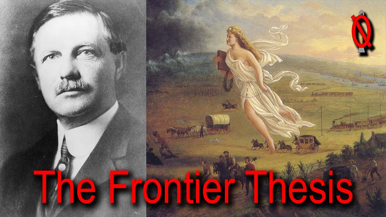 frederick jackson turner frontier thesis text