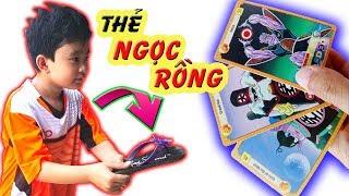 Tony   Phang Dép Ăn Thẻ Ngọc Rồng Siêu Cấp Dragon Ball Super Saiyan