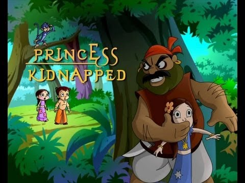 Chhota Bheem - Kidnapping Princess video