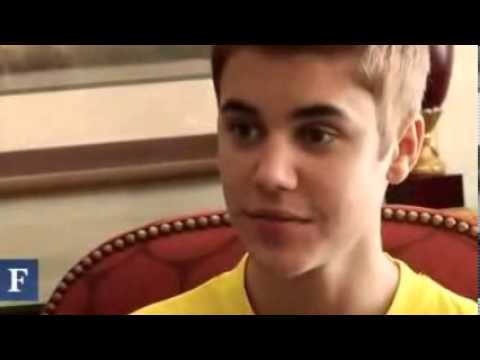 Justin Bieber Interview Forbes Magazine