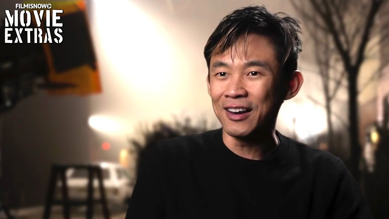 The Conjuring 2 | On-set with James Wan 'Director' [Interview]