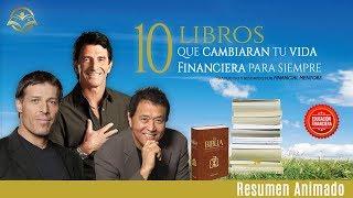Los 10 Libros que Cambiarán tu VIDA FINANCIERA para Siempre ¡EL SECRETO GUARDADO de los Millonarios!