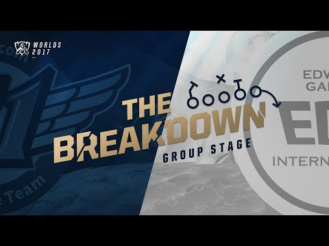 The Breakdown with Zirene: How SKT beat EDG (Worlds Group Stage Week 1)