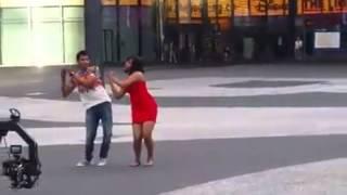 Yaan - Yaan Tamil Movie Shooting Spot Video From Messe Platz Basel   ultratamil com
