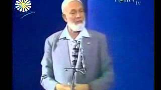 Scientific Proofs that God exists Ahmed Deedat a debate debates | islam