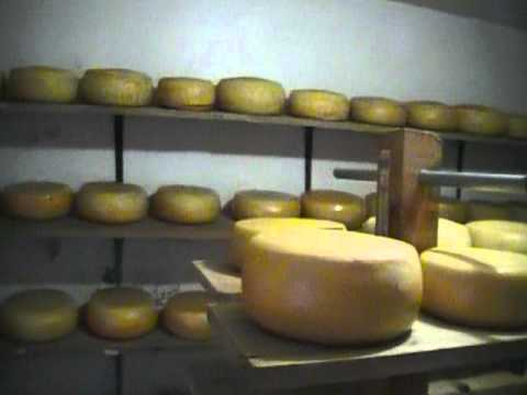 The Cheese Storage Room at Lewa