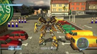 Мультик для мальчиков 4 Роботы Трансформеры игра прохождение [1 я часть]