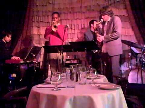 Michael Feinberg Quintet live -