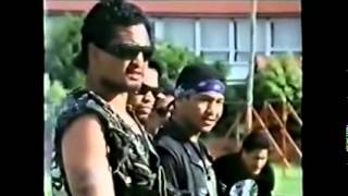 The Black Power Gang in New Zealand  Gang Documentary