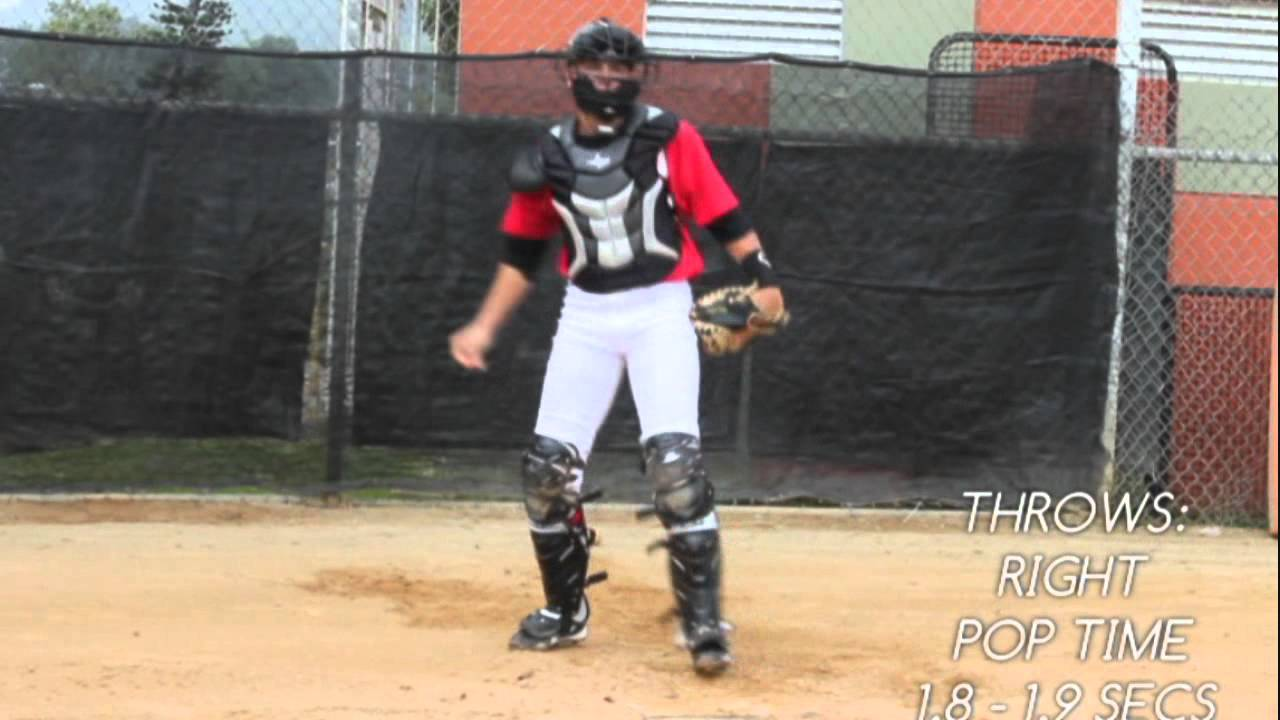 Catcher Prospect Videos Jose Rivera Catcher Prospect