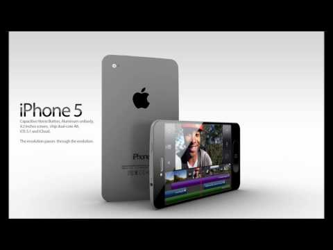 iPhone 6 New Concept 2012 (REAL!!) HD