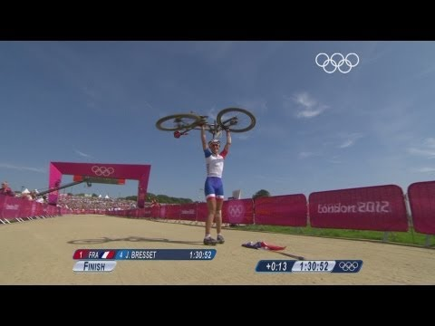Cycling Mountain Bike Women's Cross-country - Final -  London 2012 Olympic Games Highlights