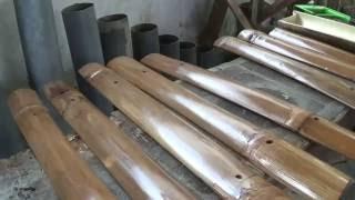 Download Lagu Cara Membuat Alat Musik dari Bambu Gratis STAFABAND