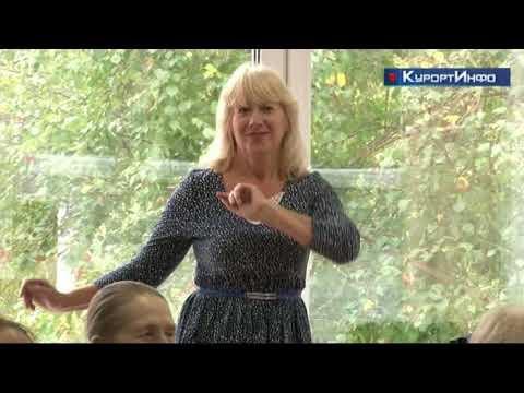 Песни прошлых лет звучали в Зеленогорске