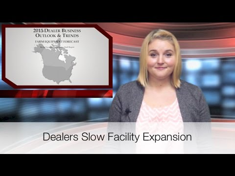 Dealers to Slow Facility Expansion in 2015 (On The Record)