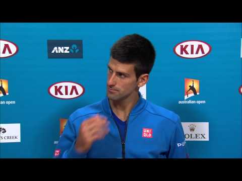 Novak Djokovic press conference (Final) - Australian Open 2015