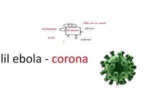 lil ebola - corona (ft. eminem) (Official Audio)