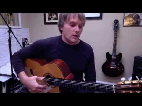 0 How to Play Romanza   Classical Guitar Lesson   Parts 1 &amp; 2