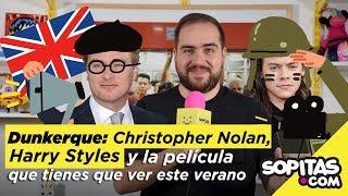 Video de la Semana con Christopher Nolan y Harry Styles | Sopitas.com