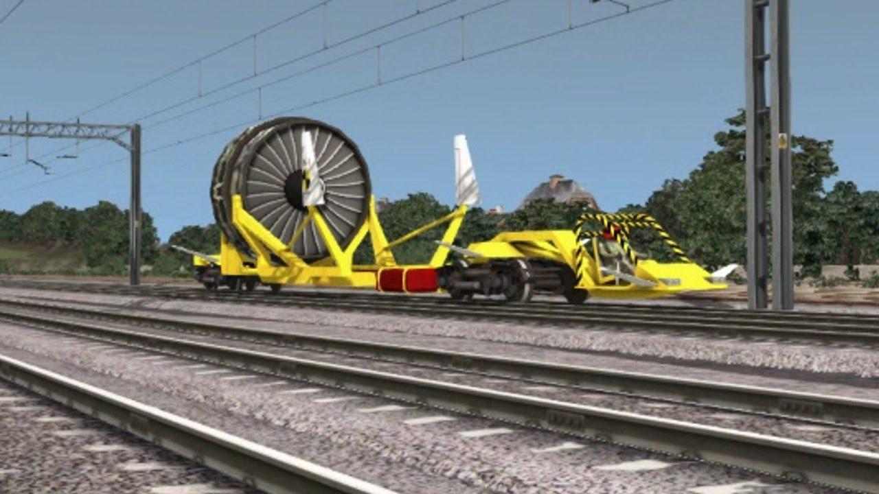 Jet Train Train Simulator 2014