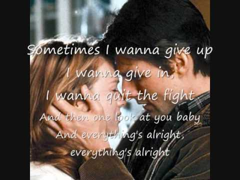 Bad English- When I See You Smile (lyrics)
