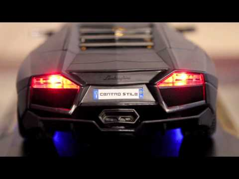 Lamborghini Reventón led lights