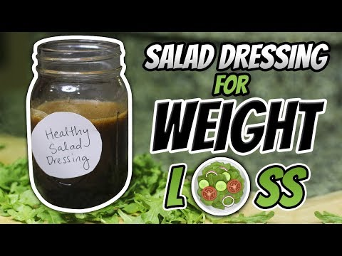 Healthy Salad Dressing Recipe
