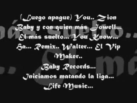 zion feat jowell - sabanas mojadas (remix).flv