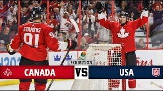 Канада : США