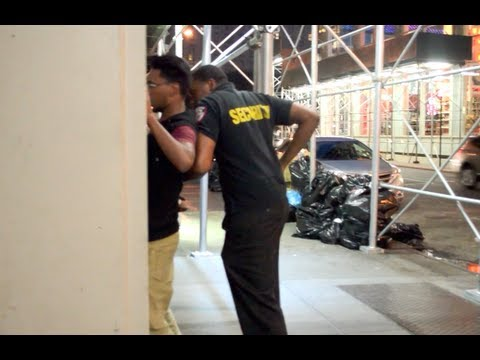 EXTREME DARES IN PUBLIC! (ARRESTED)