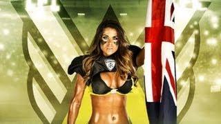 Legends football league chloe butler