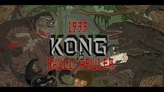 KONG VS SKULLCRAWLER 1933 KAIJU MOMENTS #38