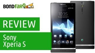 Sony Xperia S - Review