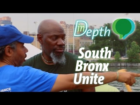South Bronx Unite: In Search of Environmental Justice [Youth Climate Report: In-Depth]