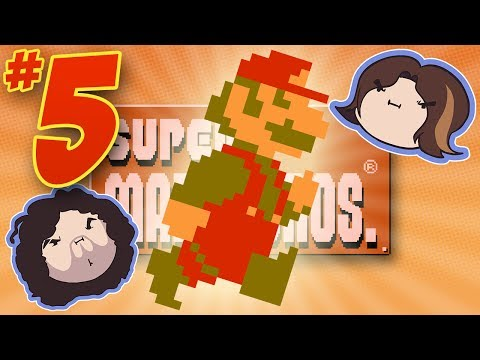 Super Mario Bros.: Mind the Gap - PART 5 - Game Grumps