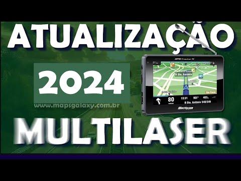 Atualização GPS Multilaser tracker Tv 2014 Mapas Download