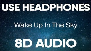 Gucci Mane, Bruno Mars & Kodak Black – Wake Up In The Sky (8D AUDIO)